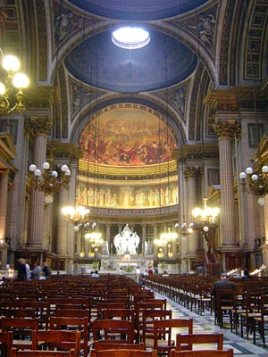 La_madeleine_paris_interior